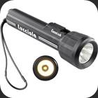 LED light used as main or backup light