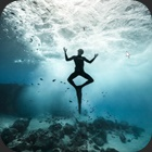 Cressi Freediver relax in midwater