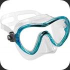 1-lens diving mask