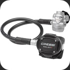 Dive regulator T10 Chromo 1st stage with Galaxy 2nd stage