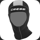 Very comfortable hood from Cressi made of top quality neoprene