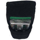 Weight pouch to protect the weight pocket from the lead weight