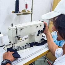 ODS Wetsuit repair shop in Cebu