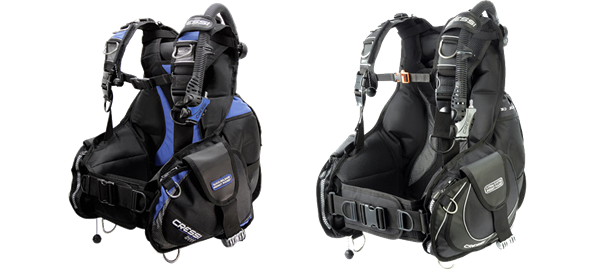 Cressi 2011 Bcd's For Sale