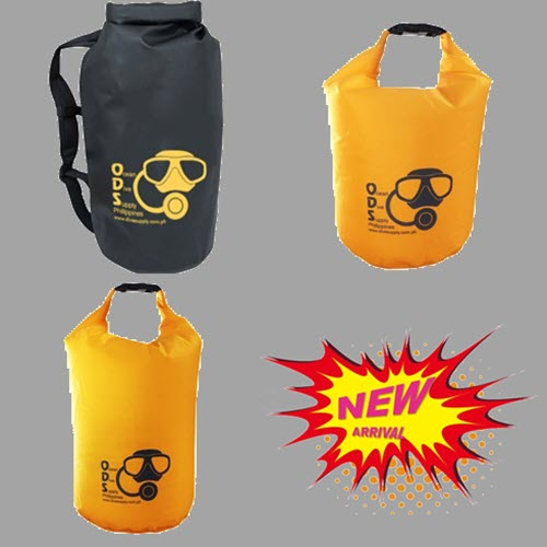 Dry Bags From Ocean Dive Supply Philippines