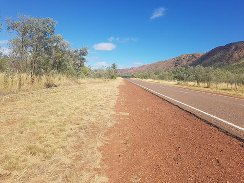 Along Great Northern Highway