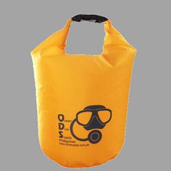 Dry bag made of nylon