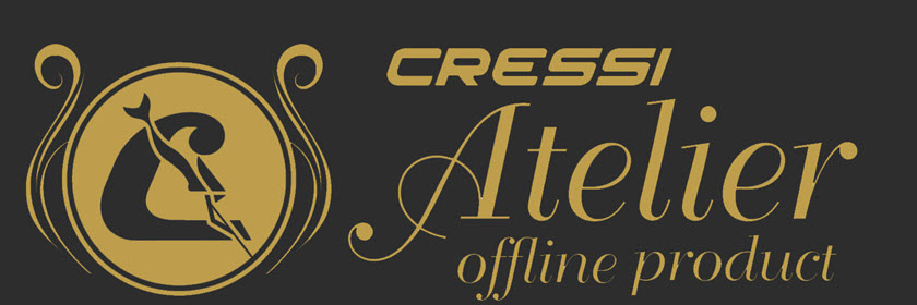 Cressi Atelier offline products