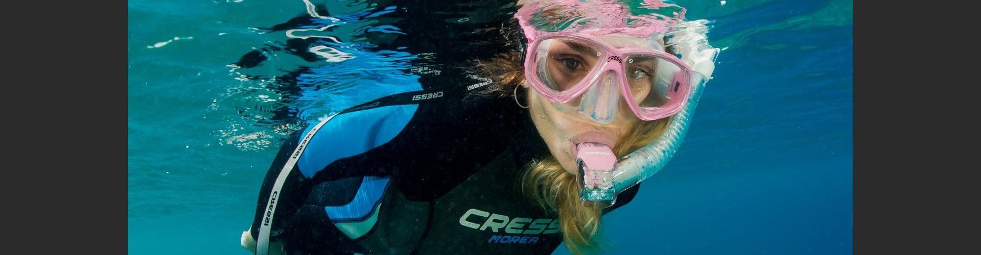 Cressi Snorkeling